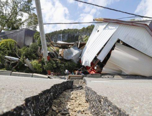 北海道首次觀測到震度7級 已知7死33失聯