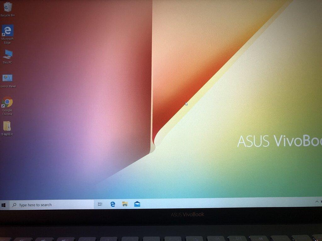 終於換了一台新的筆電!